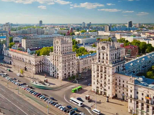 Student Life Belarus Minsk